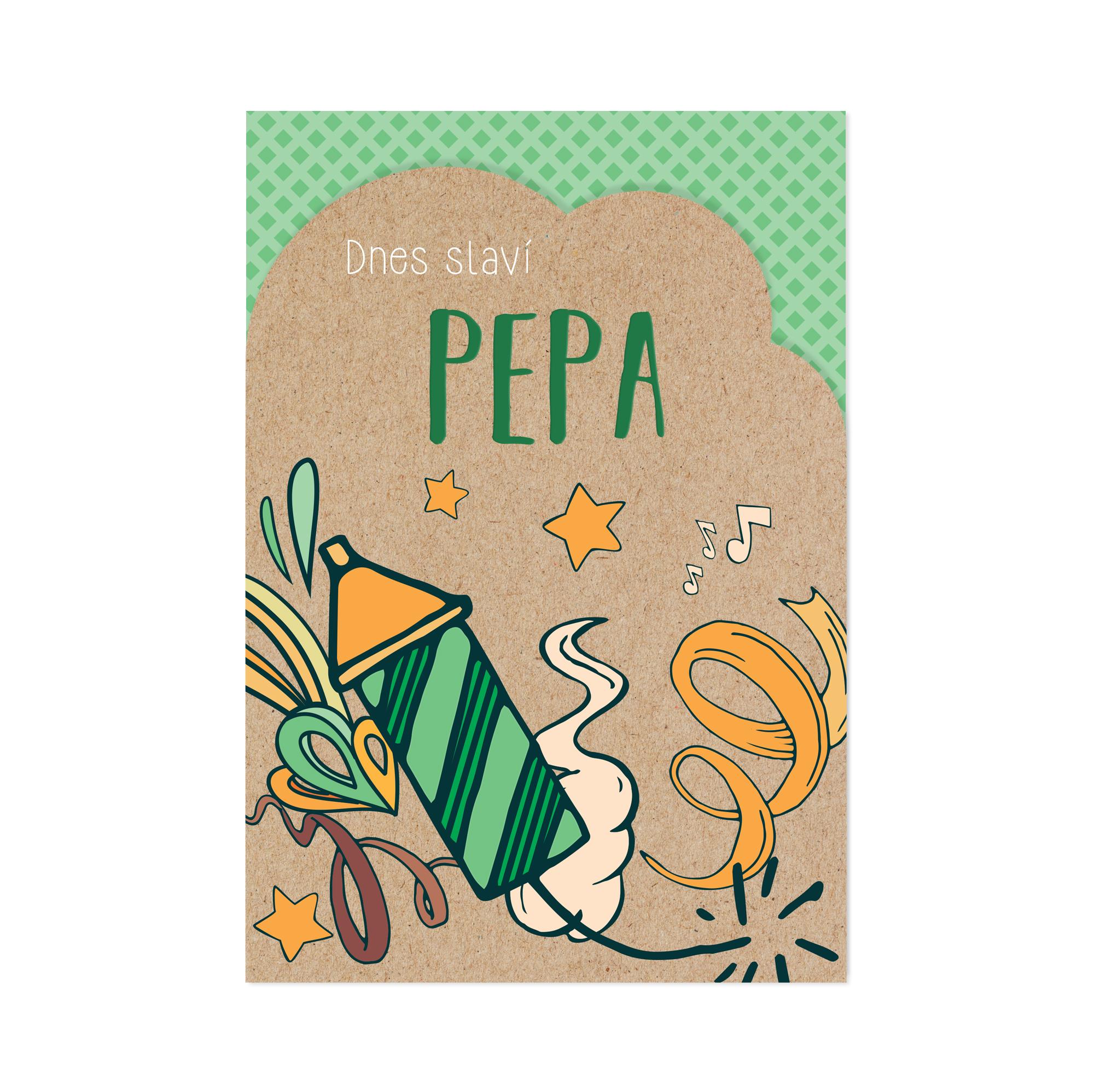 Přání - Pepa