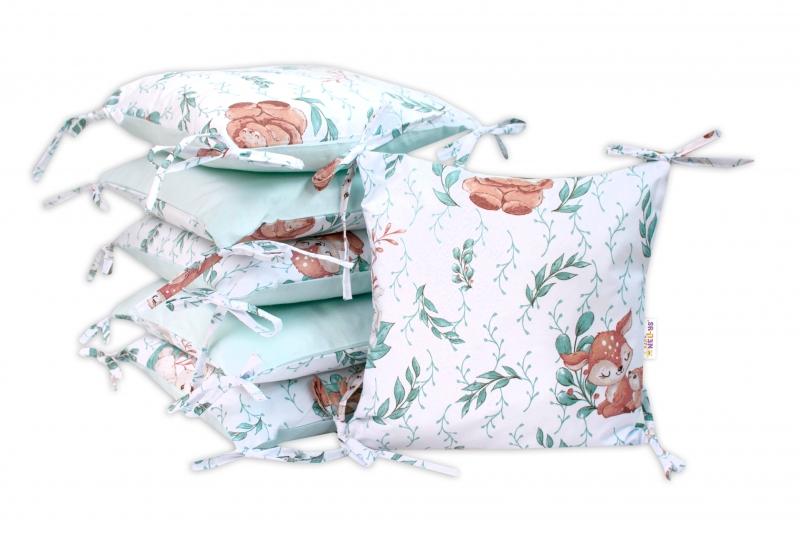 polstarkovy-mantinel-baby-nellys-lulu-natural-bavlna-matova