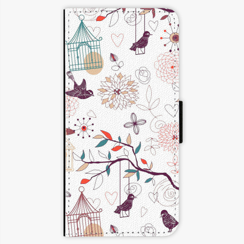Flipové pouzdro iSaprio - Birds - LG G6 (H870)