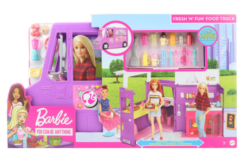 Barbie Pojízdná restaurace GMW07 TV 1.10.-31.12.