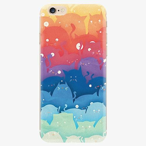 Plastový kryt iSaprio - Cats World - iPhone 6/6S