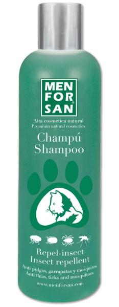 Menforsan přírodní repelentní šampon pro kočky 300ml