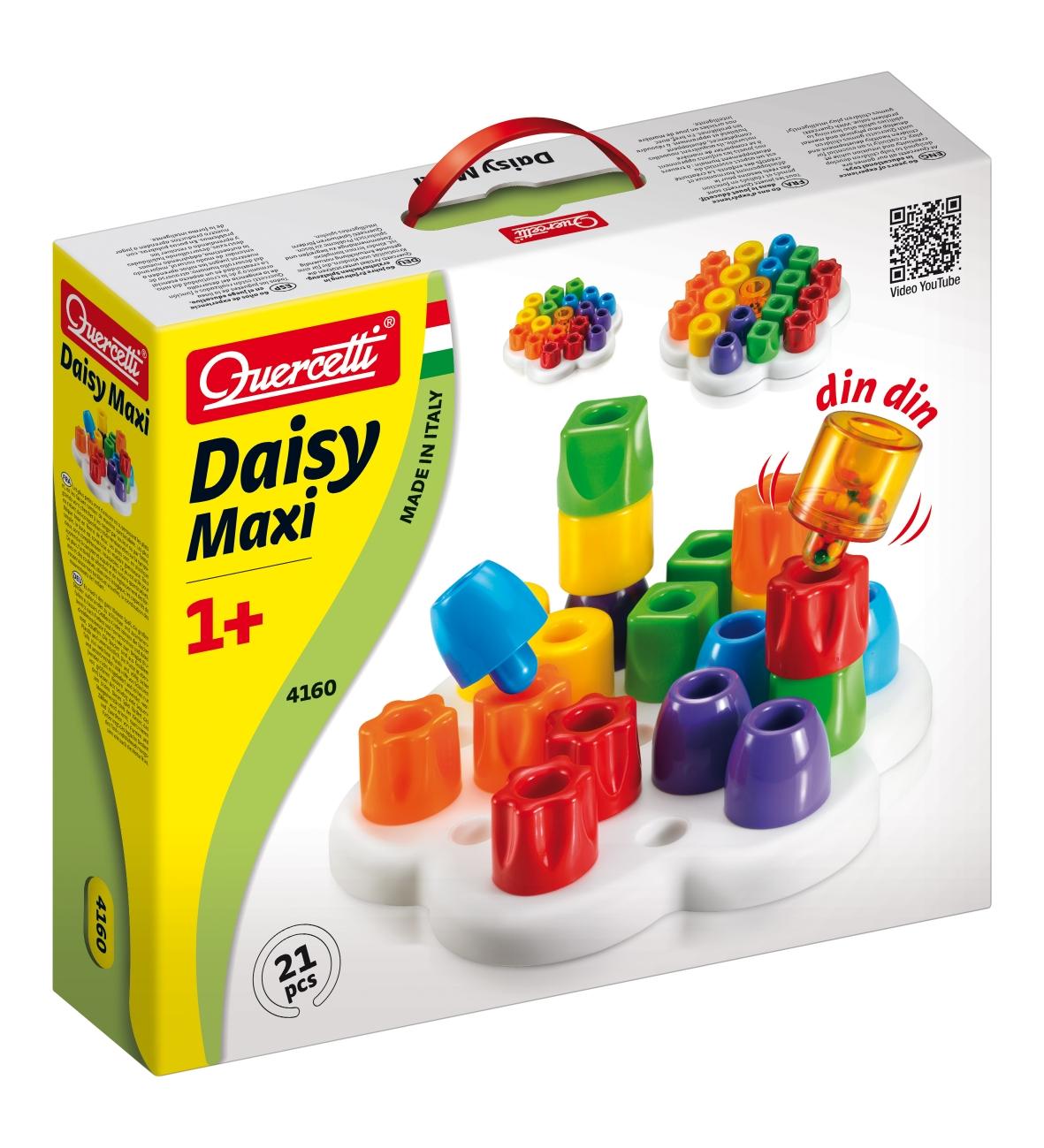 Quercetti Daisy Maxi 21 ks 4160