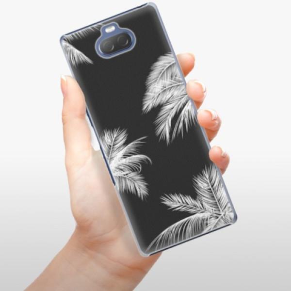 Plastové pouzdro iSaprio - White Palm - Sony Xperia 10 Plus