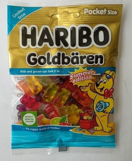 Goldbären Summer-edition 85g