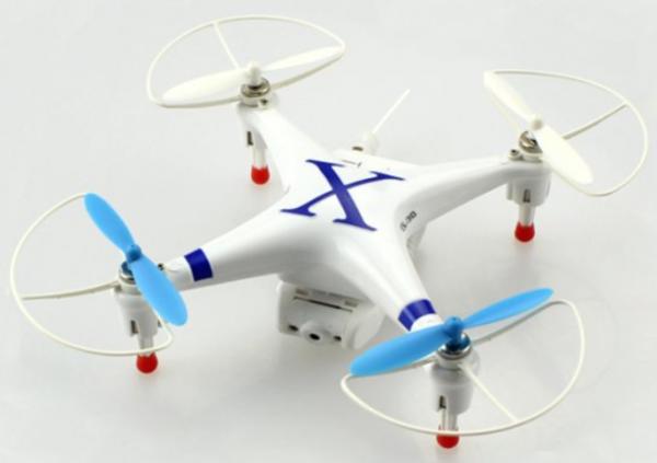 K800FPV - RC dron s online přenosem na obrazovku vysílače - RC ... fb5a58ced2