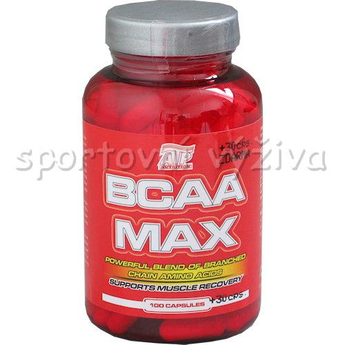 BCAA MAX 100 kapslí + 30 kapslí zdarma