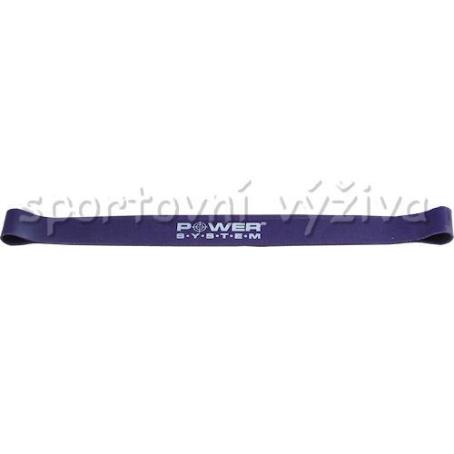 Posilovací guma RESISTANCE LOOP 2 purple