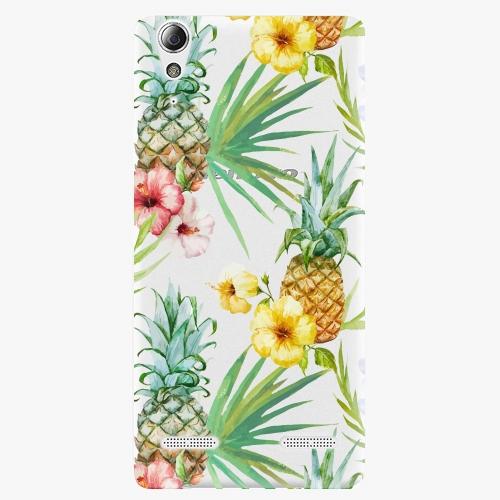 Plastový kryt iSaprio - Pineapple Pattern 02 - Lenovo A6000 / K3