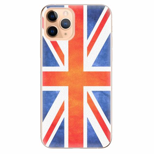 Silikonové pouzdro iSaprio - UK Flag - iPhone 11 Pro