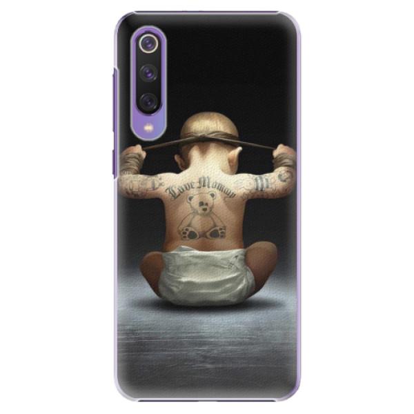Plastové pouzdro iSaprio - Crazy Baby - Xiaomi Mi 9 SE