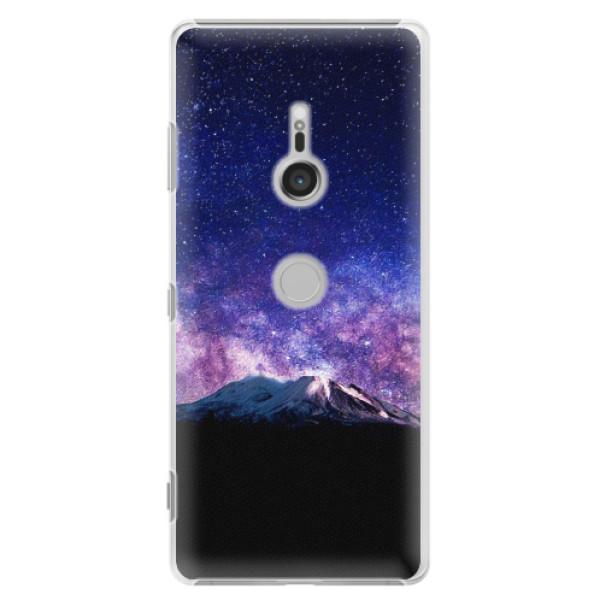 Plastové pouzdro iSaprio - Milky Way - Sony Xperia XZ3