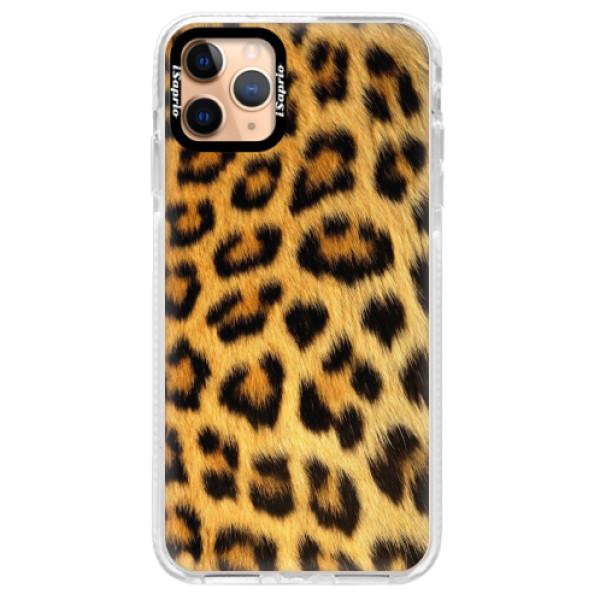Silikonové pouzdro Bumper iSaprio - Jaguar Skin - iPhone 11 Pro Max