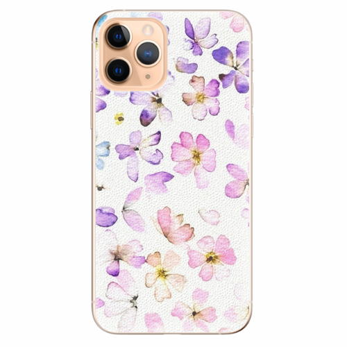 Silikonové pouzdro iSaprio - Wildflowers - iPhone 11 Pro
