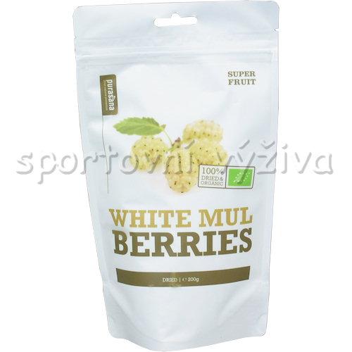 BIO White Mulberries 200g