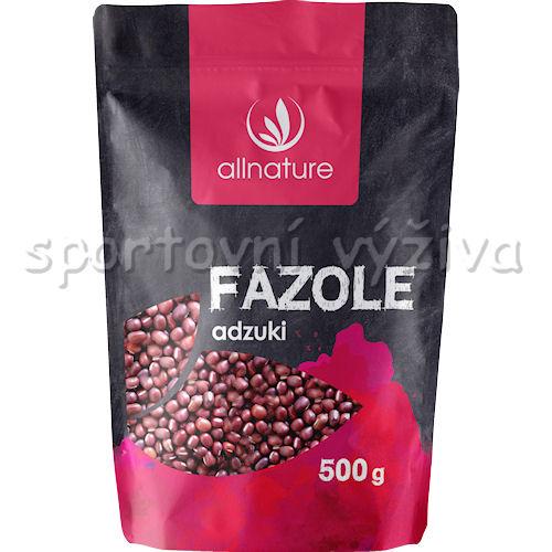 Allnature Fazole adzuki 500g