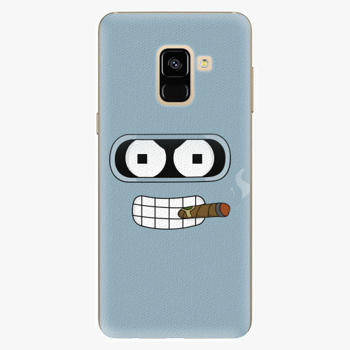 Plastový kryt iSaprio - Bender - Samsung Galaxy A8 2018