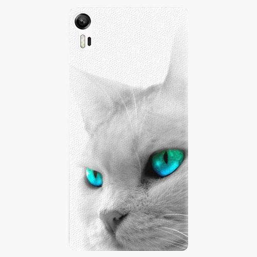 Plastový kryt iSaprio - Cats Eyes - Lenovo Vibe Shot