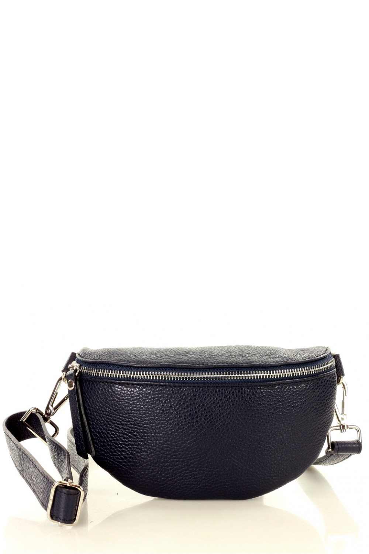 Přírodní kožená taška model 136566 Mazzini - UNI velikost