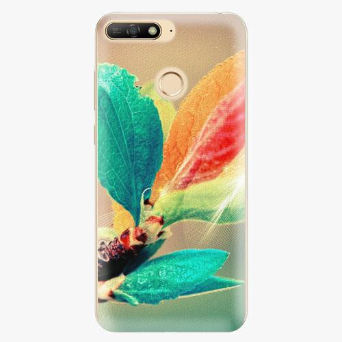 Silikonové pouzdro iSaprio - Autumn 02 - Huawei Y6 Prime 2018