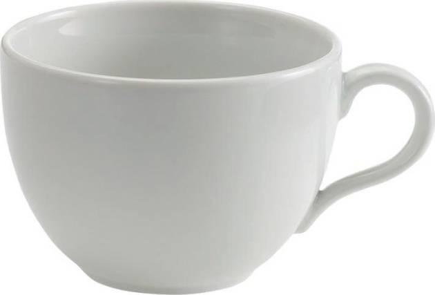 Hrnek na kávu Legio, bílá, 886253