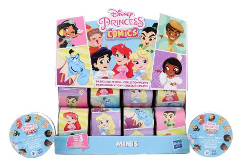 Disney Princess Překvapení 2ks v balení