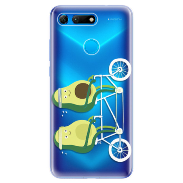 Odolné silikonové pouzdro iSaprio - Avocado - Huawei Honor View 20