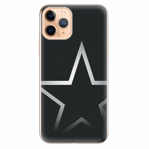 Silikonové pouzdro iSaprio - Star - iPhone 11 Pro