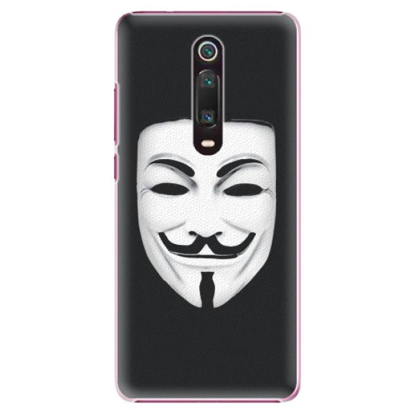 Plastové pouzdro iSaprio - Vendeta - Xiaomi Mi 9T