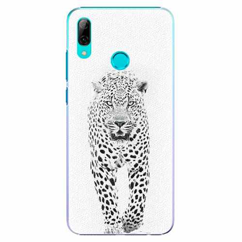 Plastový kryt iSaprio - White Jaguar - Huawei P Smart 2019