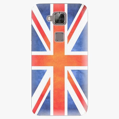 Plastový kryt iSaprio - UK Flag - Huawei Ascend G8