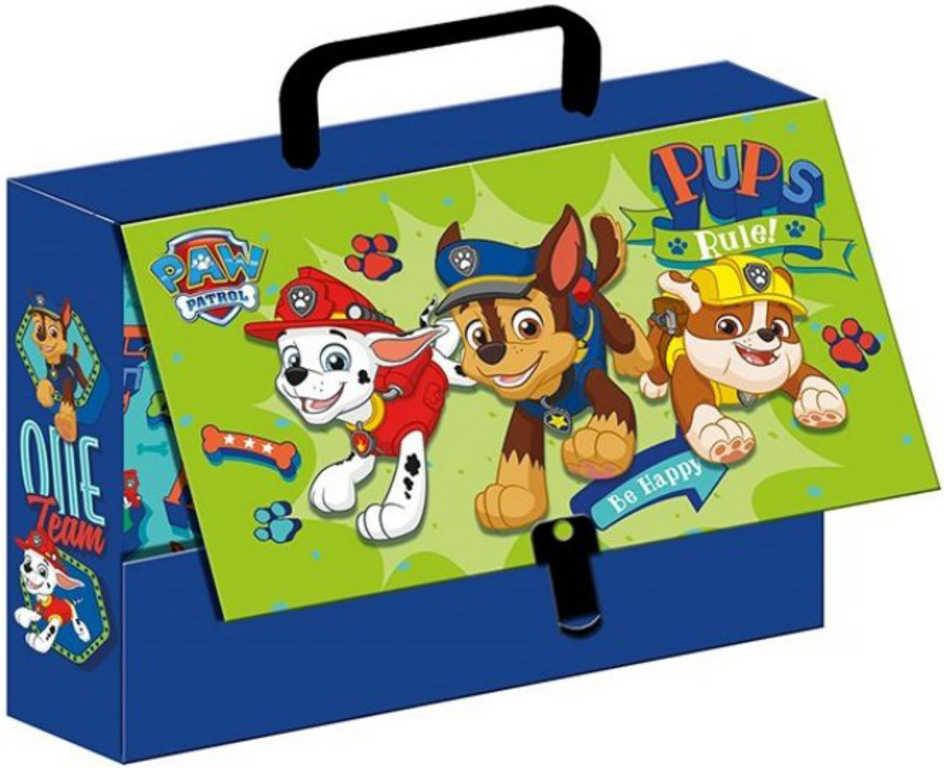 Kufřík dětský Tlapková Patrola (Paw Patrol) 32x23x7cm klučičí