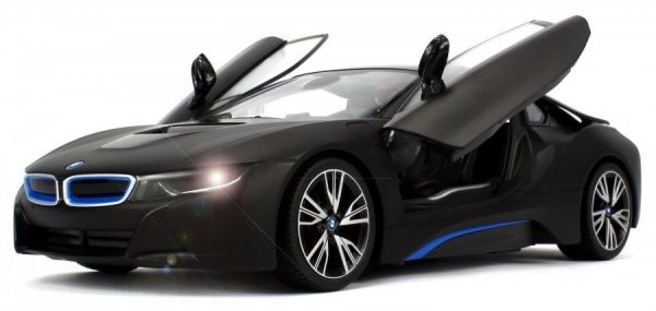 BMW i8 RASTAR 1:14 RTR – černý