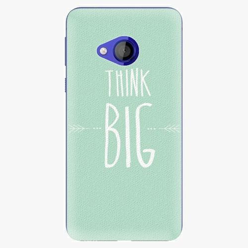 Plastový kryt iSaprio - Think Big - HTC U Play