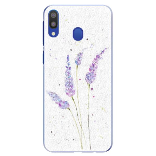 Plastové pouzdro iSaprio - Lavender - Samsung Galaxy M20