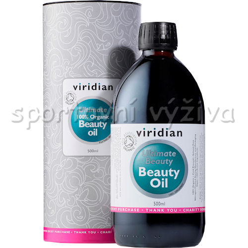 Viridian Beauty Oil Organic - BIO 200ml