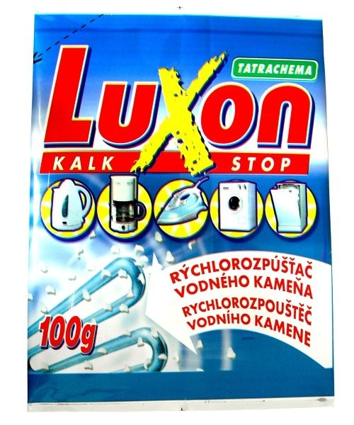 Luxon odstraňovač vodního kamene 100g