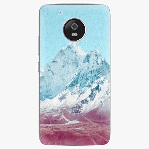 Plastový kryt iSaprio - Highest Mountains 01 - Lenovo Moto G5