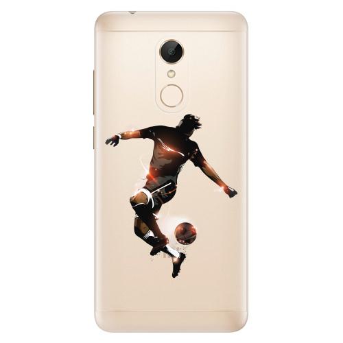 Plastový kryt iSaprio - Fotball 01 - Xiaomi Redmi 5