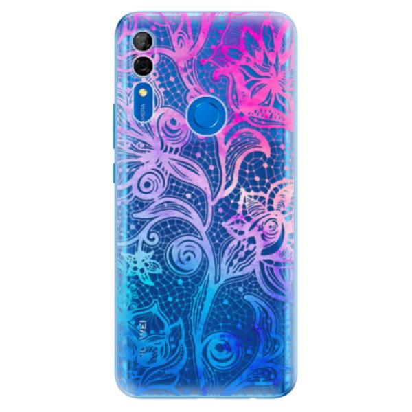 Odolné silikonové pouzdro iSaprio - Color Lace - Huawei P Smart Z