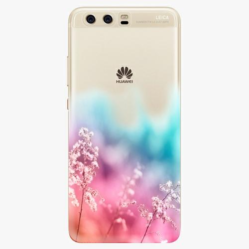 Plastový kryt iSaprio - Rainbow Grass - Huawei P10