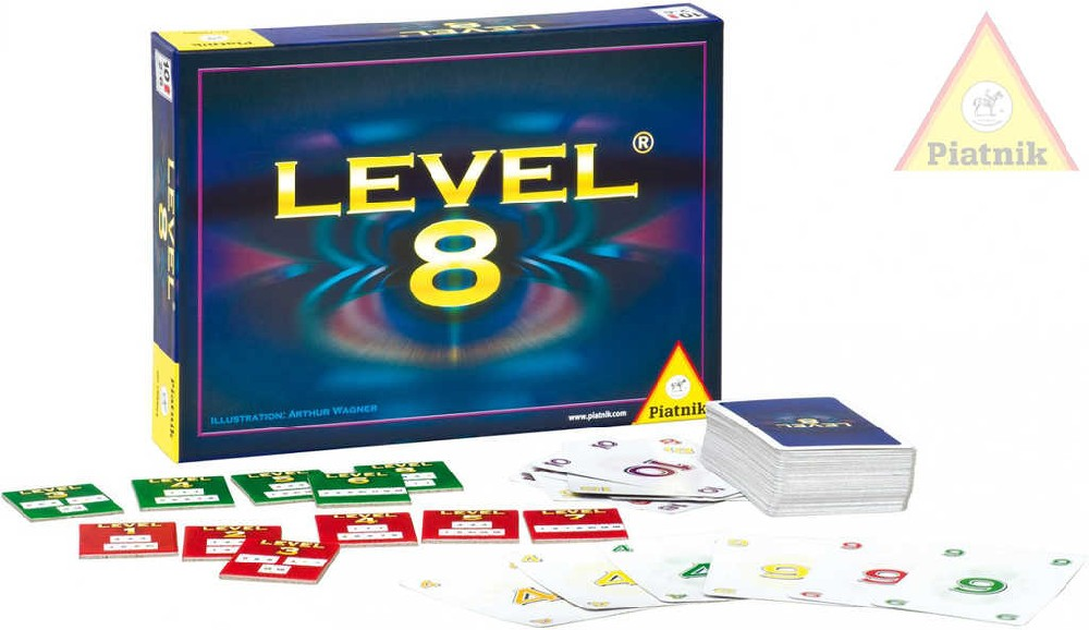 PIATNIK Hra Level 8 *SPOLEČENSKÉ HRY*