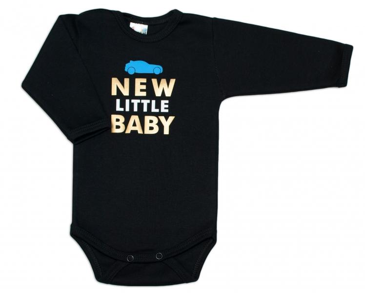 Body dlouhý rukáv Dejna New little Baby