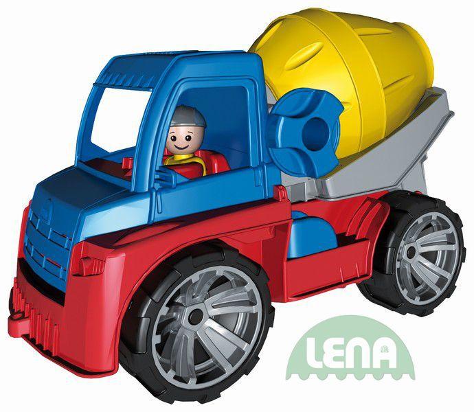 LENA Truxx Auto domíchavač 27 cm (vozítko na písek)