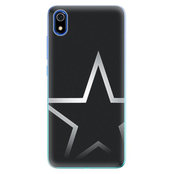 Odolné silikonové pouzdro iSaprio - Star - Xiaomi Redmi 7A
