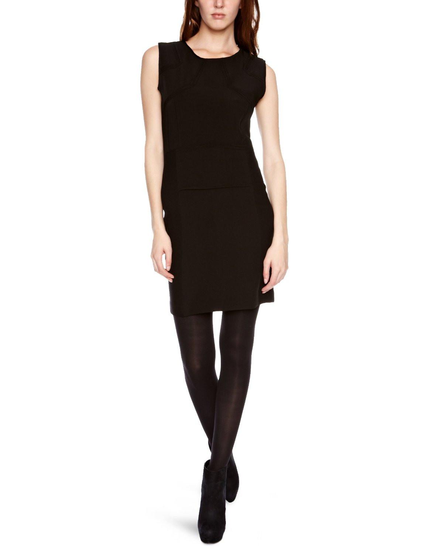 Dámské šaty 23q675 - Rich Royal - Černá/S