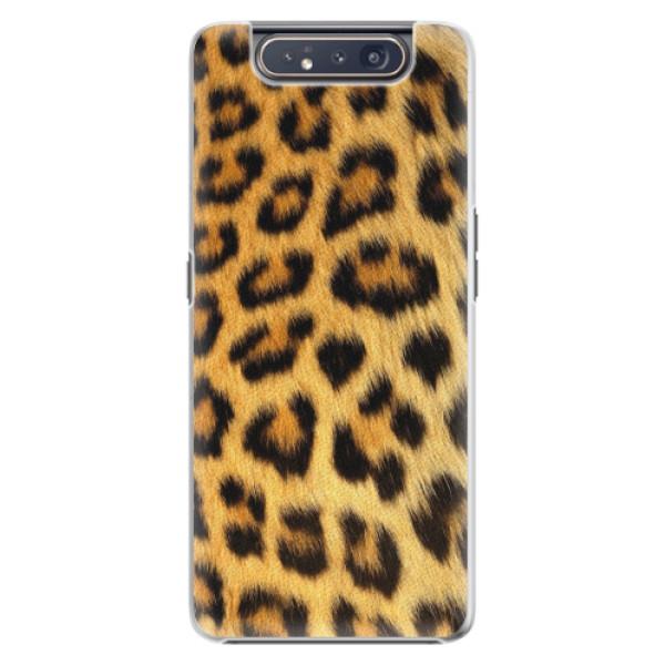 Plastové pouzdro iSaprio - Jaguar Skin - Samsung Galaxy A80
