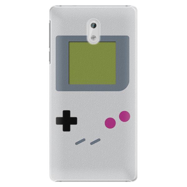 Plastové pouzdro iSaprio - The Game - Nokia 3