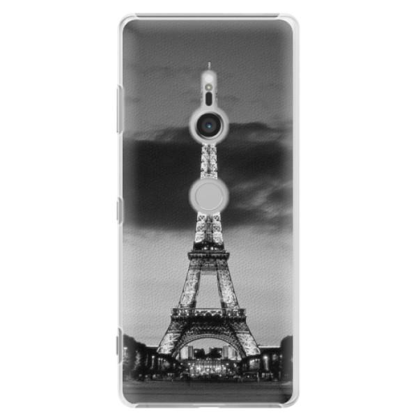 Plastové pouzdro iSaprio - Midnight in Paris - Sony Xperia XZ3
