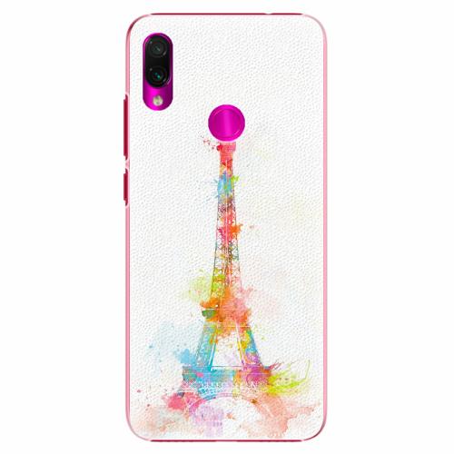 Plastový kryt iSaprio - Eiffel Tower - Xiaomi Redmi Note 7